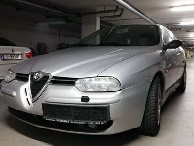 gebraucht Alfa Romeo 156 Alfa SW 2.4 JTD