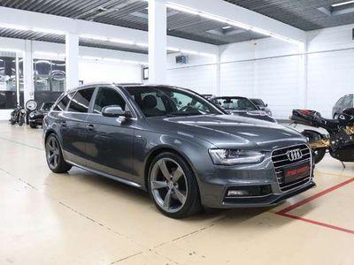 gebraucht Audi A4 Avant 2,0 TDI Sport S-line