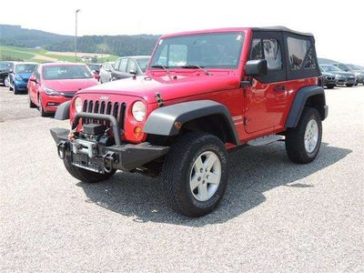 gebraucht Jeep Wrangler Sport 2,8 CRD Softtop