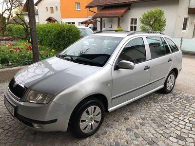 gebraucht Skoda Fabia Combi Comfort 1,4 16V