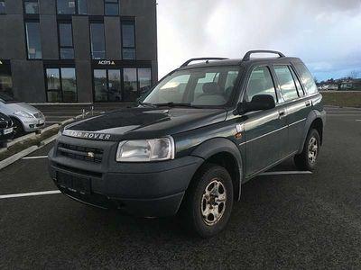 gebraucht Land Rover Freelander Station Wagon 2,0 Td4 Aut.
