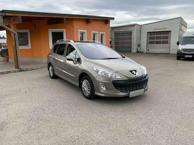 gebraucht Peugeot 308 SW 1,6 16V VTi Premium * NEUES ARBÖ Pickerl *