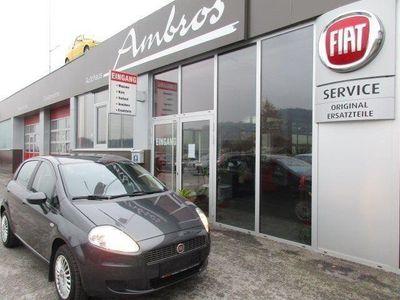 used Fiat Grande Punto 1,2 Dynamic Limousine,