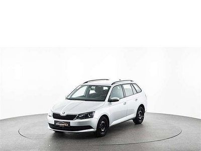 gebraucht Skoda Fabia Combi Ambition 1,4 TDI Kombi / Family Van,