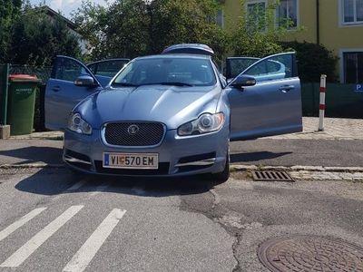 gebraucht Jaguar XF 2,7 V6 Diesel Premium Luxury