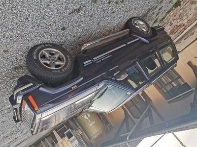 gebraucht Jeep Cherokee Classic 2,5 TD mit ca 98xxx km