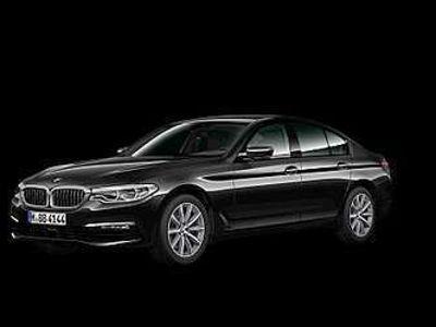 gebraucht BMW 520 d xDrive Aut.