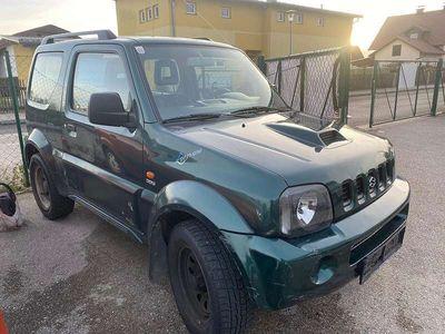 gebraucht Suzuki Jimny 1,5 VX DDiS SUV / Geländewagen