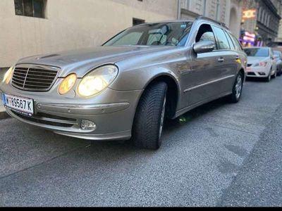 gebraucht Mercedes E270 Avantgarde CDI