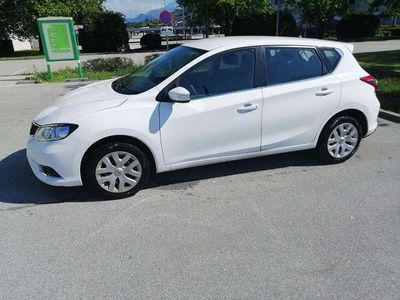 gebraucht Nissan Pulsar 1,2 DIG-T Visia Klein-/ Kompaktwagen