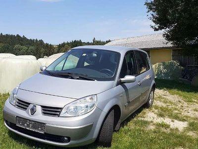 gebraucht Renault Scénic 1,9 dci Bastler Kombi / Family Van