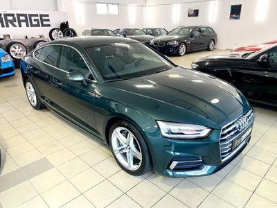 gebraucht Audi A5 Sportback 3,0 TDI quattro S LINE 1 Besitz Tausch Finanz