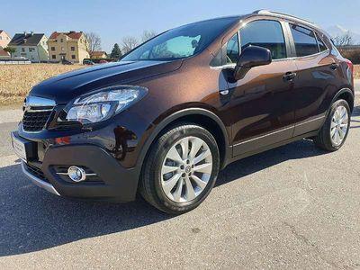 gebraucht Opel Mokka 1,6 CDTI ecoflex Cosmo Start/Stop System SUV / Geländewagen