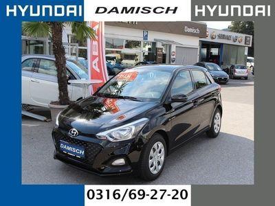 "gebraucht Hyundai i20 First Edition ""NEU"" Limousine,"