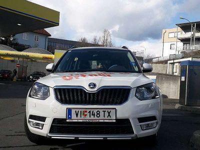 gebraucht Skoda Yeti 2.0 Diesel SUV / Geländewagen