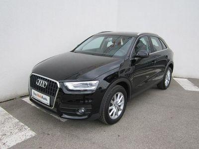 brugt Audi Q3 2.0 TDI daylight