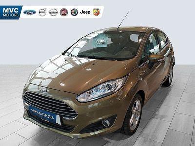gebraucht Ford Fiesta Titanium 1,0 EcoBoost Start/Stop