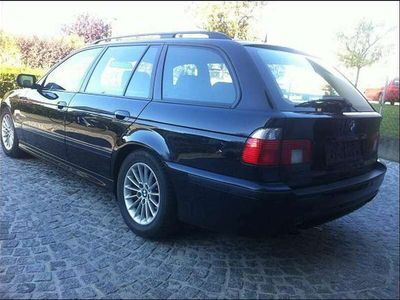 gebraucht BMW 530 5er-Reihe Kombi Diesel E39 touring Aut.