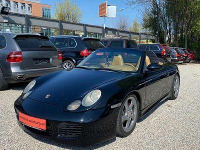 """gebraucht Porsche 911 Carrera Cabriolet 996 """"TURBOOPTIK"""""""