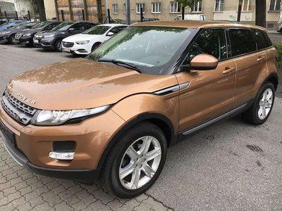 used Land Rover Range Rover evoque Pure Tech 2,2 TD4 Aut. SUV / Geländewagen,