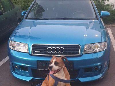 gebraucht Audi A4 3,0 V6 quattro * Schalter* leder * Navi *