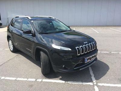 brugt Jeep Cherokee 2,2 MultiJet II AWD Limited Aut.