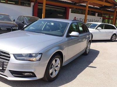 brugt Audi A4 Avant 2,0 TDI MMI Navi,Diebstahlwarnanlge,Bluetoo