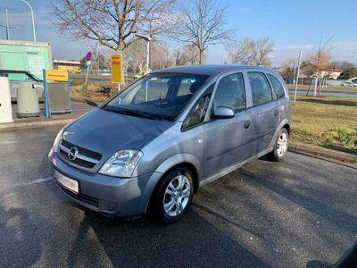 gebraucht Opel Meriva 1,4 16V Enjoy