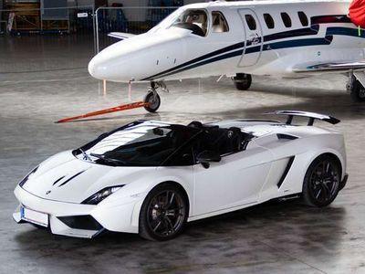 gebraucht Lamborghini Gallardo Spyder Performante