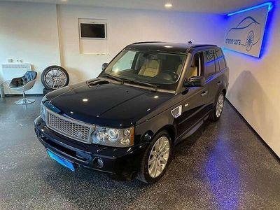 gebraucht Land Rover Range Rover Sport 27 TdV6 HSE DPF