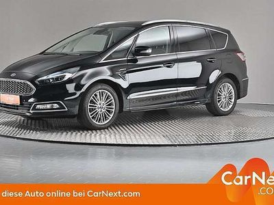 gebraucht Ford S-MAX Vignale 2.0 TDCi Auto-Start/Stop Aut. Kombi / Family Van
