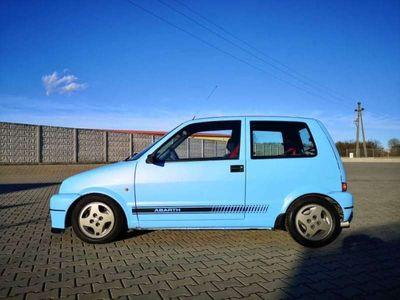 gebraucht Fiat Cinquecento 1000ccm Klein-/ Kompaktwagen