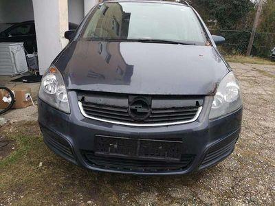 gebraucht Opel Zafira 1.9 cdti B Kombi / Family Van