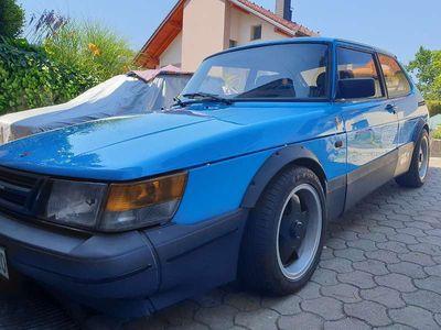 gebraucht Saab 900 2.0 turbo 16v Sportwagen / Coupé