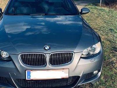 gebraucht BMW 320 3er-Reihe d Sportwagen / Coupé