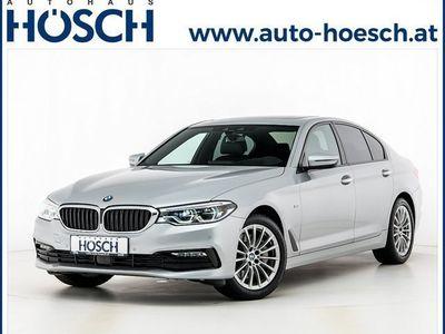 gebraucht BMW 530 d xDrive Sport Line Aut. LP: 93.723,-€