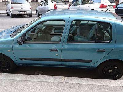 gebraucht Renault Clio ClioB Klein-/ Kompaktwagen,