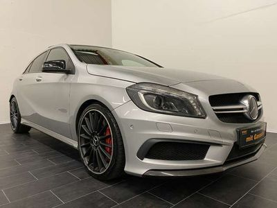gebraucht Mercedes A45 AMG **Schalensitze-AMG Carbon-Drivers Package-Night**