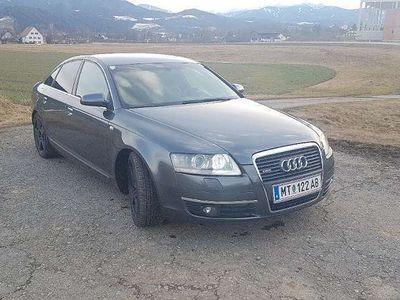gebraucht Audi A6 3.0 V6 TDI QUATTRO SLINE Limousine