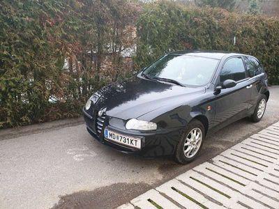 gebraucht Alfa Romeo 147 twin spark 1.6 benzin Klein-/ Kompaktwagen