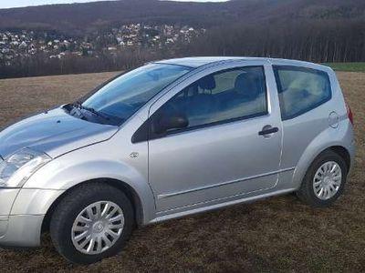 gebraucht Citroën C2 1.1 Image Klein-/ Kompaktwagen