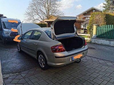 gebraucht Peugeot 407 premium hdi 2.0 Limousine