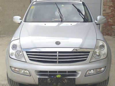 gebraucht Ssangyong Rexton SUV / Geländewagen