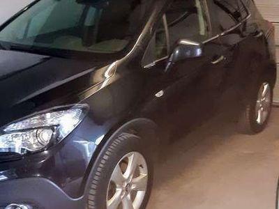 gebraucht Opel Mokka 1,7 CDTI ecoflex Edition Start/Stop System