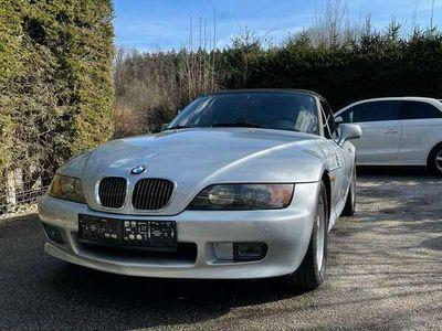 gebraucht BMW Z3 1,9 Cabrio / Roadster