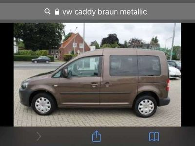 gebraucht VW Caddy Kombi Maxi 2,0 EcoFuel