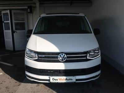 gebraucht VW California Beach Edition TDI 4MOTION