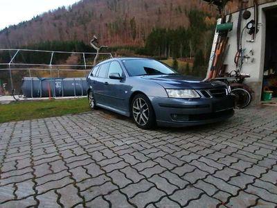 gebraucht Saab 9-3 1.9TiD Kombi / Family Van