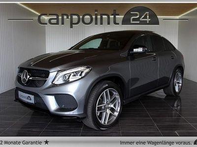 gebraucht Mercedes 400 GLE-Klasse GLE Coupé4MATIC/Vollausstattung/21/AMG-LINE SUV / Geländewagen,