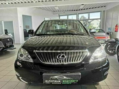gebraucht Lexus RX350 President 4WD ++Erstbesitz++
